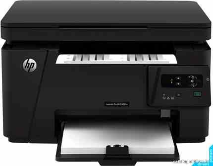 принтер HP LaserJet Pro MFP M125a (CZ172A)