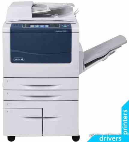 скачать драйвера на принтер xerox 5016