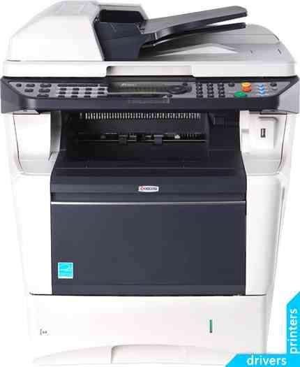 скачать драйвер для принтера kyocera fs-1040/fs-1060dn