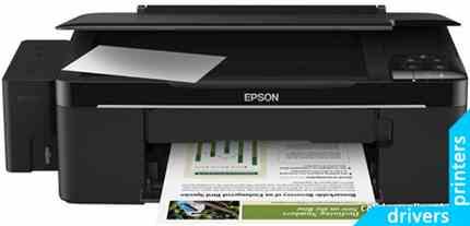 скачать драйверы на принтер epson