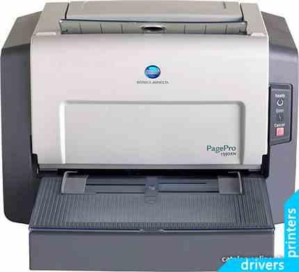 скачать драйвера на принтер konica minolta 164