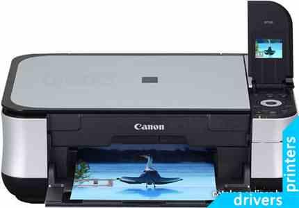драйвер для принтера canon mp540