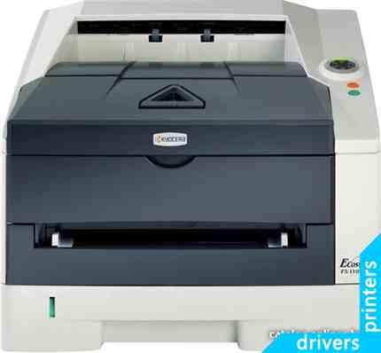 скачать драйвер для принтера kyocera fs1320d