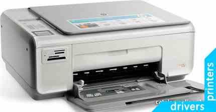 инструкция принтер hp photosmart c4283