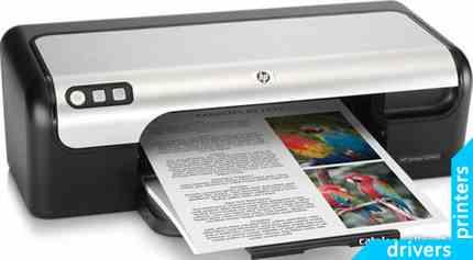 принтер HP Deskjet D2460 (CB611A)