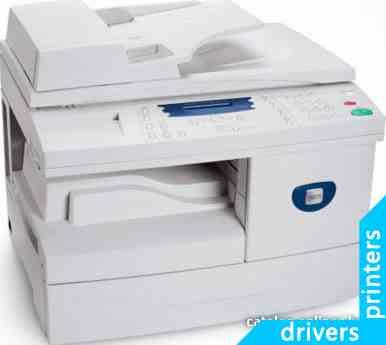 скачать драйвера для принтера xerox workcentre 5020