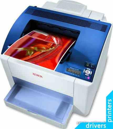 скачать драйвер на принтер phaser 6121mfp