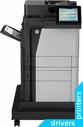 Принтер HP LaserJet Enterprise M630f (B3G85A)