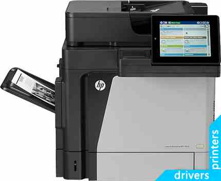 принтер HP LaserJet Enterprise M630dn (B3G84A)