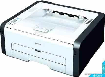 Драйвера принтер ricoh.