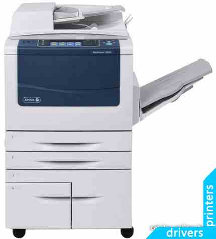 принтер Xerox WorkCentre 5855