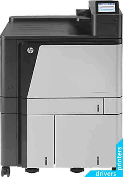 Принтер HP Color LaserJet Enterprise M855x (A2W79A)