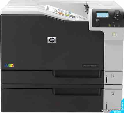 Принтер HP Color LaserJet Enterprise M750dn (D3L09A)