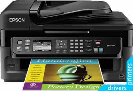 Принтер Epson WorkForce WF-2540