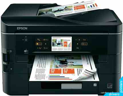 принтер Epson STYLUS OFFICE BX935FWD