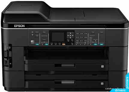 Принтер Epson WorkForce WF-7520