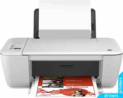 Принтер HP Deskjet Ink Advantage 2545 All-in-One Printer (A9U23A)