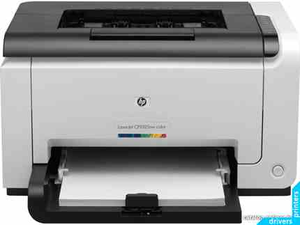 Принтер HP LaserJet Pro CP1025nw Color Printer (CE918A)