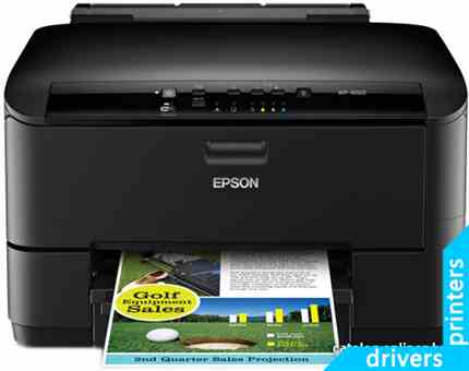 Принтер Epson WorkForce Pro WP-4020