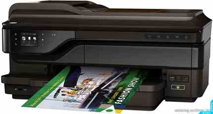 принтер HP Officejet 7610 (CR769A)