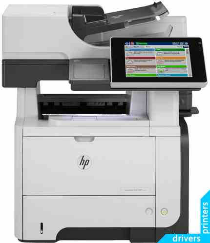 принтер HP LaserJet Enterprise flow MFP M525c (CF118A)