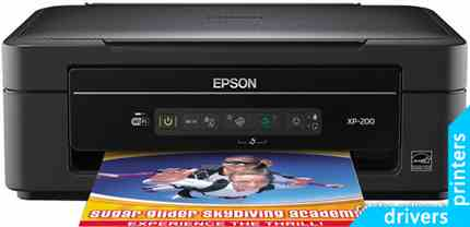 Принтер Epson Expression Home XP-200