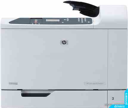 принтер HP Color LaserJet CP6015n (Q3931A)