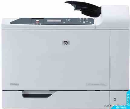 принтер HP Color LaserJet CP6015dn (Q3932A)