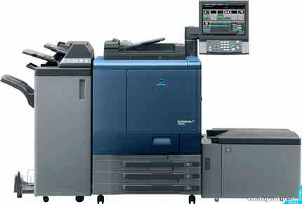 Принтер Konica Minolta Bizhub PRESS C6000L