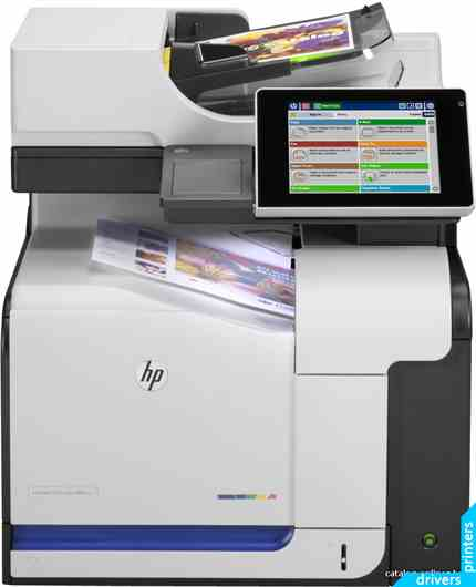 принтер HP LaserJet Enterprise 500 M575f (CD645A)