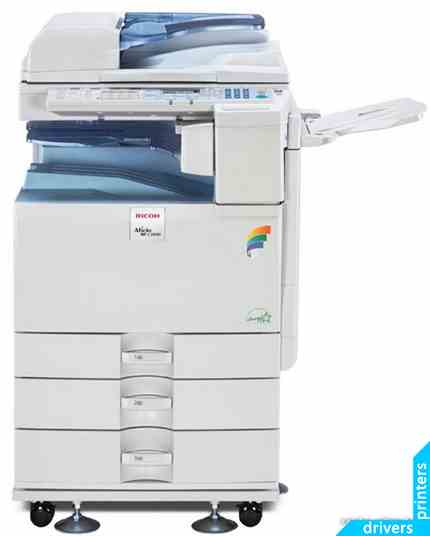 принтер Ricoh Aficio MP C2530