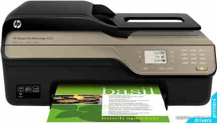 принтер HP Deskjet Ink Advantage 4625 e-All-in-One (CZ284C)