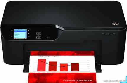 Принтер HP Deskjet Ink Advantage 3525 e-All-in-One Printer (CZ275C)