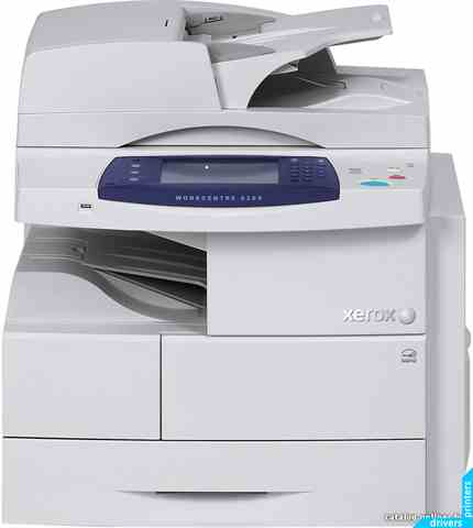 Принтер Xerox Work Center 4260