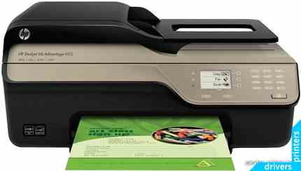 Принтер HP Deskjet Ink Advantage 4615 All-in-One (CZ283C)