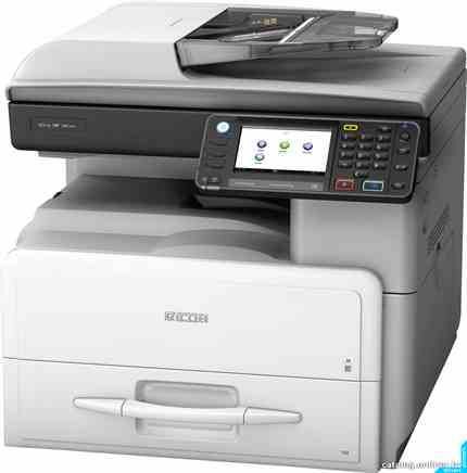принтер Ricoh Aficio MP 301SPF