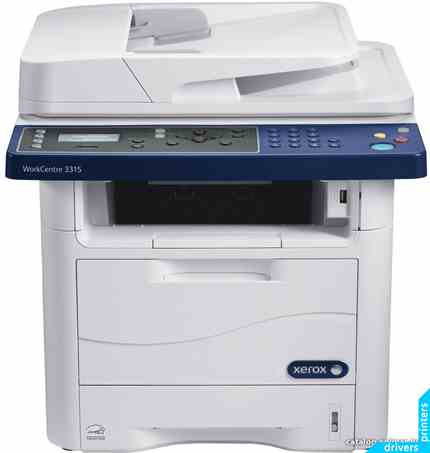 Принтер Xerox WorkCentre 3315DN