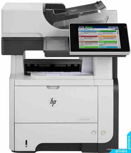 принтер HP LaserJet Enterprise 500 M525f (CF117A)