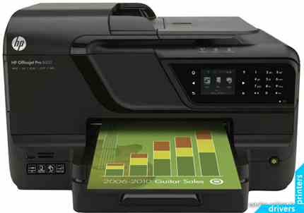 принтер HP Officejet Pro 8600 e-All-in-One Printer - N911a (CM749A)