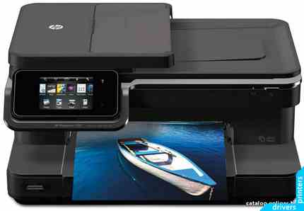 принтер HP Photosmart 7510 e-All-in-One (CQ877C)