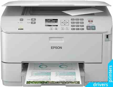Принтер Epson WorkForce Pro WP-4515DN