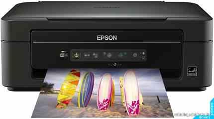 скачать драйвер для принтера epson stylus sx235w
