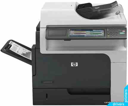 Принтер HP LaserJet Enterprise M4555 (CE502A)