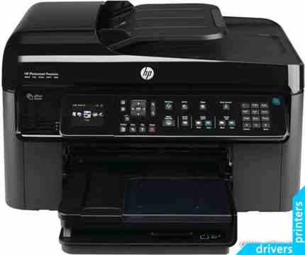принтер HP Photosmart Premium Fax e-All-in-One (CQ521C)