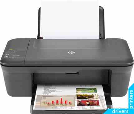 Принтер HP Deskjet 2050A All-in-One (CQ199C)