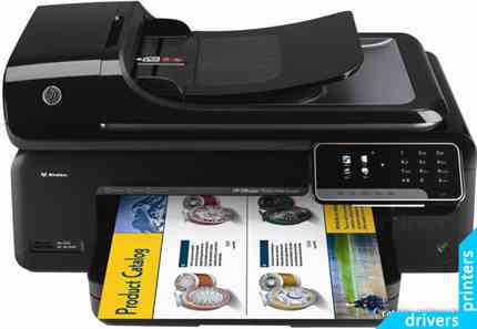 принтер HP Officejet 7500A e-All-in-One E910a (C9309A, CQ839A)