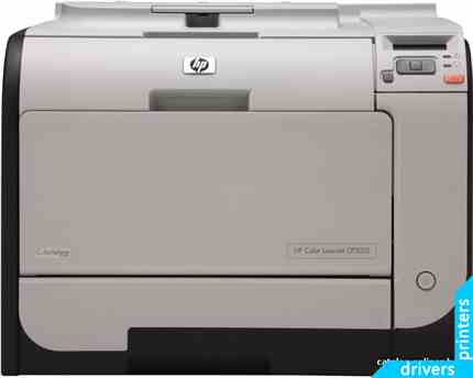 принтер HP Color LaserJet CP2025 (CB493A)