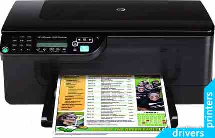Принтер HP Officejet 4500 G510a (CM753A)