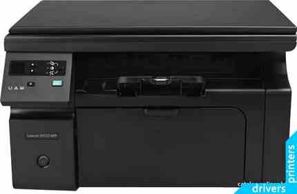 скачать драйвер к принтеру hp laserjet m1132 mfp