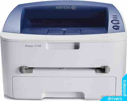 принтер Xerox Phaser 3140 Blue